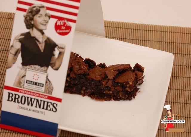 Quai Sud Brownies Recipe