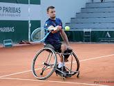 Joachim Gérard klopt Kunieda in driesetter en gaat naar finale Roland Garros