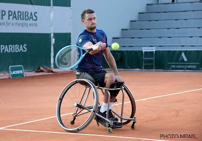 Joachim Gérard verslaat 's werelds nummer één en speelt finale op Roland Garros