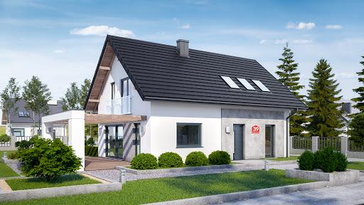 projekt Dom przy Alabastrowej 39