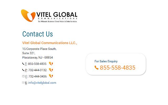 VitelGlobal Browser Plugin