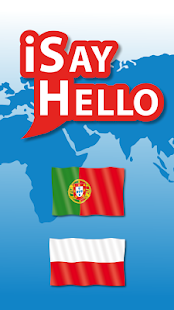 iSayHello Portuguese  - Polish- screenshot thumbnail