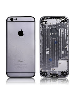 iPhone 6G Housing without small parts HQ Black