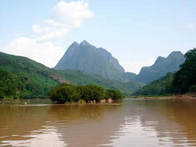Nong Khiaw boat trip