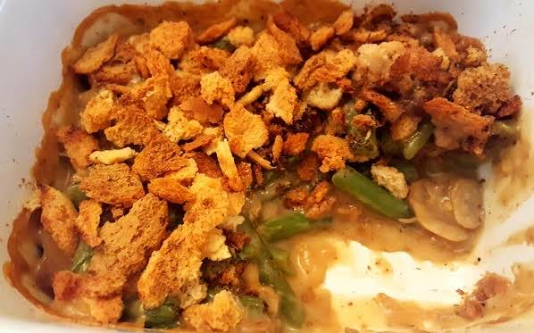 Another Delicious Green Bean Casserole Recipe