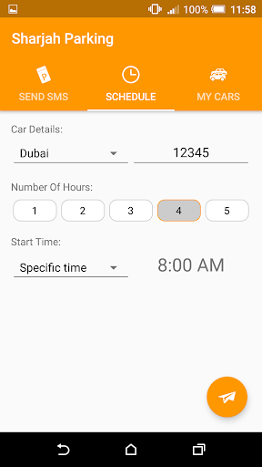 Sharjah Parking 2.2.4 screenshots 3