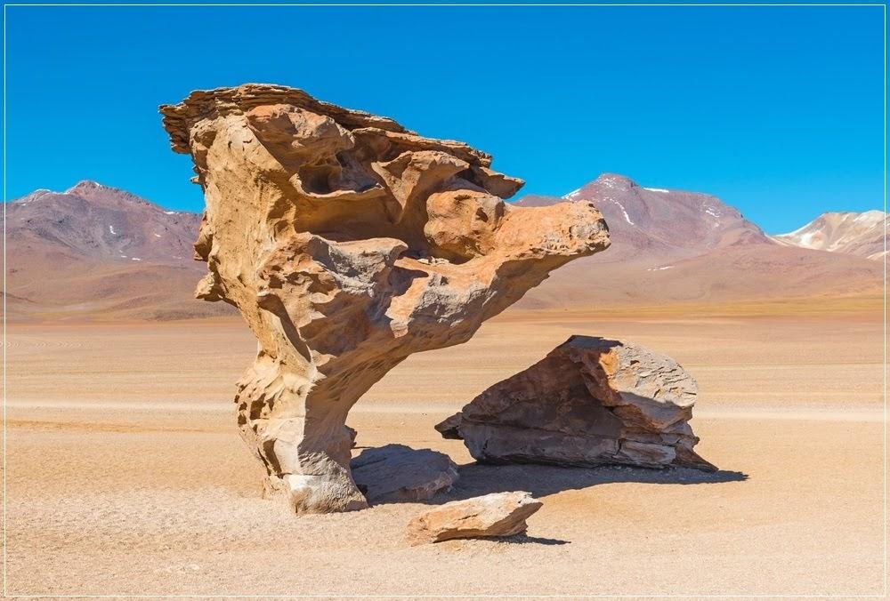 Salar de Uyuni, o grande deserto de sal