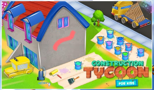 Construction Tycoon For Kids- screenshot thumbnail