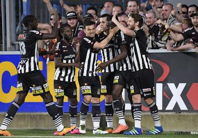 Charleroi dévoile sa liste de joueurs pour sa finale européenne