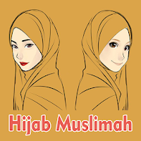 Hijab Cartoon Muslimah Wallpaper