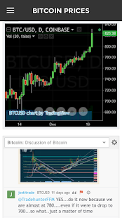 Ethereum, Bitcoin Price + News- screenshot thumbnail