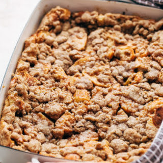 Apple Pie French Toast Bake (or Casserole).