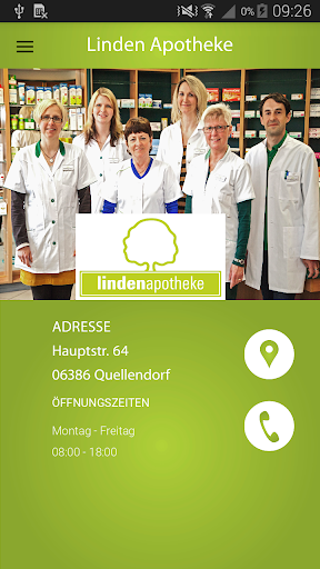 Linden Apotheke Quellendorf