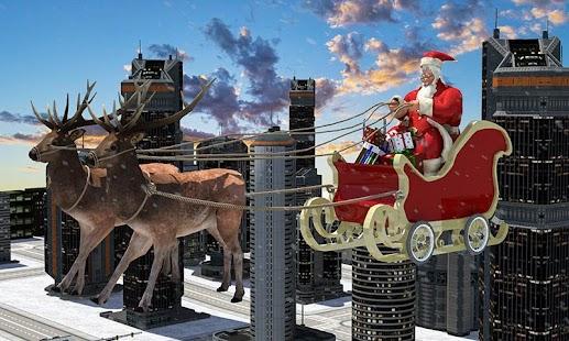 Santa Claus Christmas Surprise - náhled