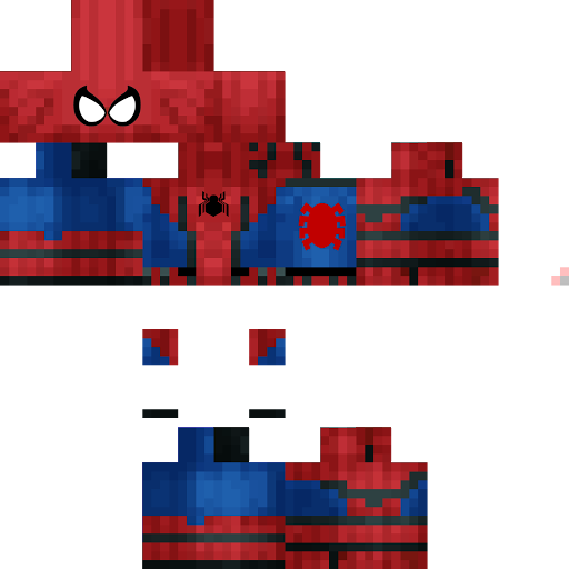 Spiderman Homecoming HD Skin