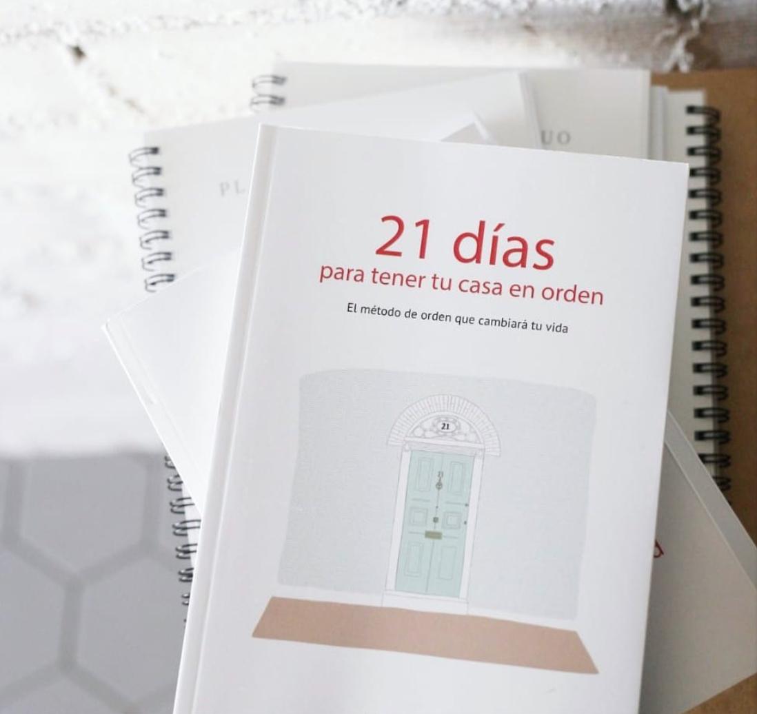 21 días para tener tu casa en orden.