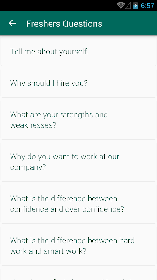 what strengths would you bring to our company