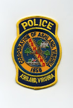 Photo: Ashland Police Virginia (New)