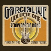 GarciaLive Volume One: March 1, 1980 - Capitol Theatre