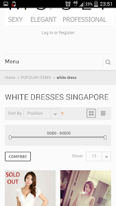 MSSEP Shopping Singapore screenshot 1