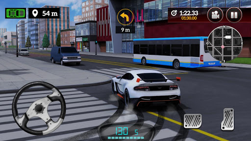 Drive for Speed: Simulator  screenshots 3