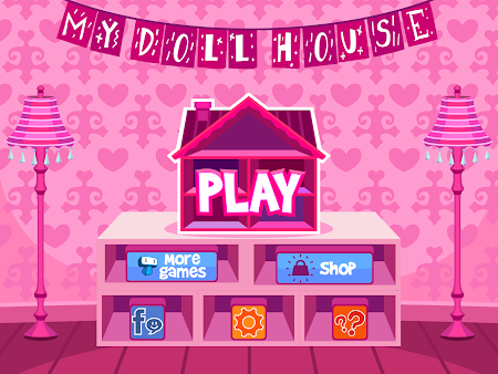 My Doll House - Make & Design 1.1.9 screenshot 100344