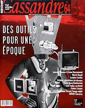 Photo: © Olivier Perrot Couverture Cassandre 64 www.horschamp.org