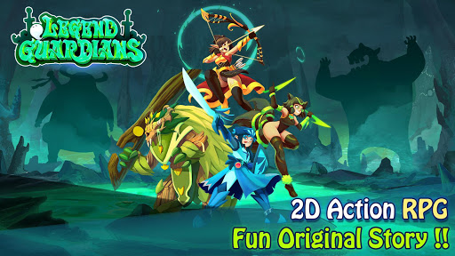 Legend Guardians u2013 Mighty Heroes: Action RPG 1.0.0.35 {cheat|hack|gameplay|apk mod|resources generator} 5