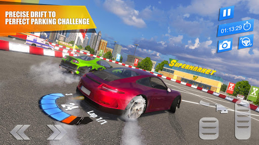 Drift Car Driver : Real Drifting Car Racing Games 1.0.44 screenshots 1