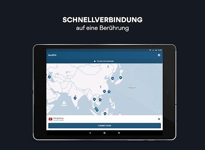 NordVPN - VPN schnell & sicher Screenshot
