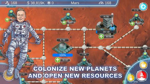 Galaxy Colonizer  captures d'écran 1
