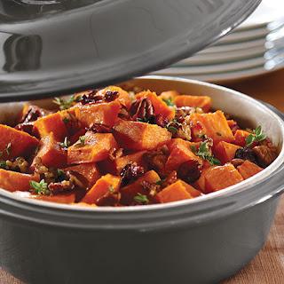 Autumn Sweet Potatoes