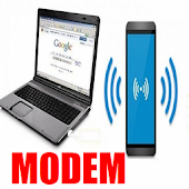 Use Phone as a Modem
