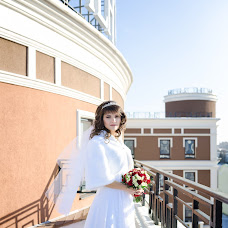 Wedding photographer Vitaliy Rybalov (Rybalov). Photo of 30.11.2016