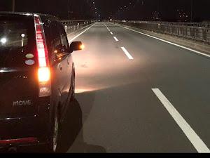 ムーヴカスタム L160S RS Limited 4wdのカスタム事例画像 ムーヴの兄ちゃん@LineZさんの2018年12月06日00:31の投稿