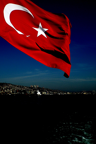 Turkey Flag Wallpapers Screenshot 9
