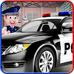 Police Car Repair Mechanic Apk