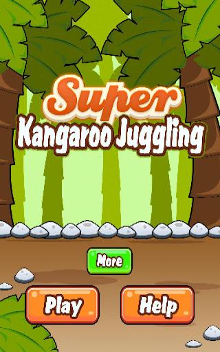 Super Kangaroo Juggling Free