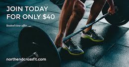 Gym Membership Deal - Facebook Event Cover item