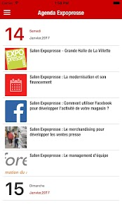 impressions : Culture Presse et Audiens- screenshot thumbnail