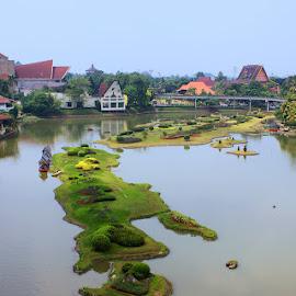 Indonesia Mini Park by Mulawardi Sutanto - City,  Street & Park  City Parks ( mantap, taman mini, garden, travel, indonesia, park )