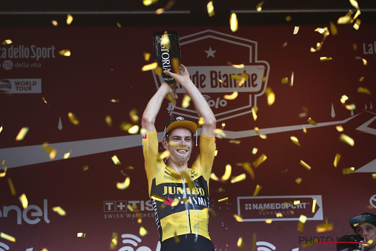 """Wout van Aert gaat in de Strade Bianche ook rekening houden met deze veldrijder: """"Deze koers moet hem nog beter liggen dan het openingsweekend"""""""