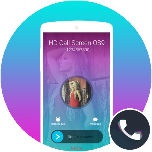 Call Screen Theme Slide V2