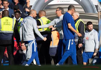 L'entraîneur adjoint de Chelsea qui a provoqué José Mourinho est sanctionné