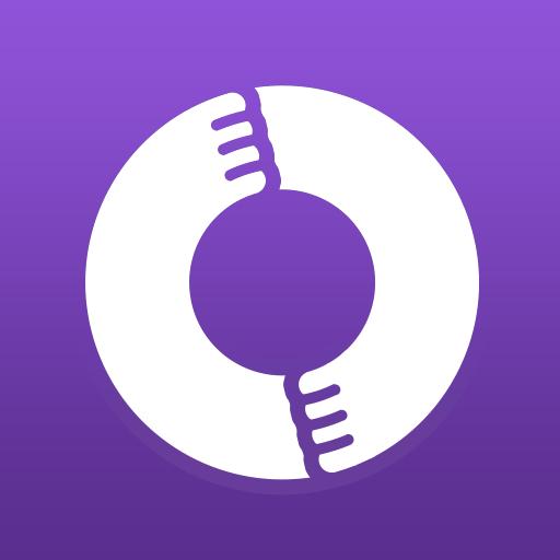 抱抱直播 社交 App LOGO-硬是要APP