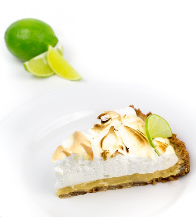 Kiki Key Lime Meringue Tart Recipe | Yummly