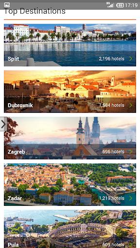 Hotels Croatia by tritogo.com