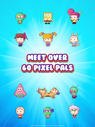 Nickelodeon Pixel Town 1.3.6 screenshots 5