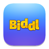 Biddl - Shopping Auction Game