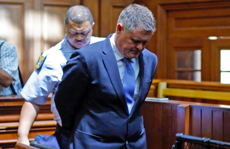 Jason Rohde was found guilty of murdering his wife Susan and attempting to make it look like a suicide on November 8 2018 in the Western Cape High Court.